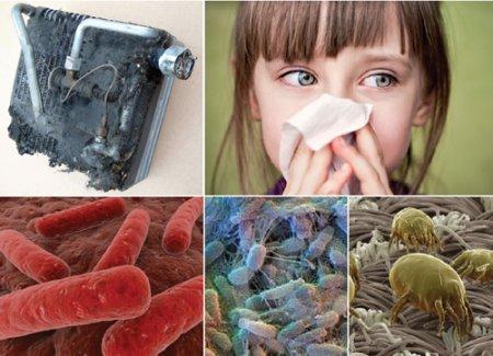 Зачем нужна защита кондиционера от бактерий?